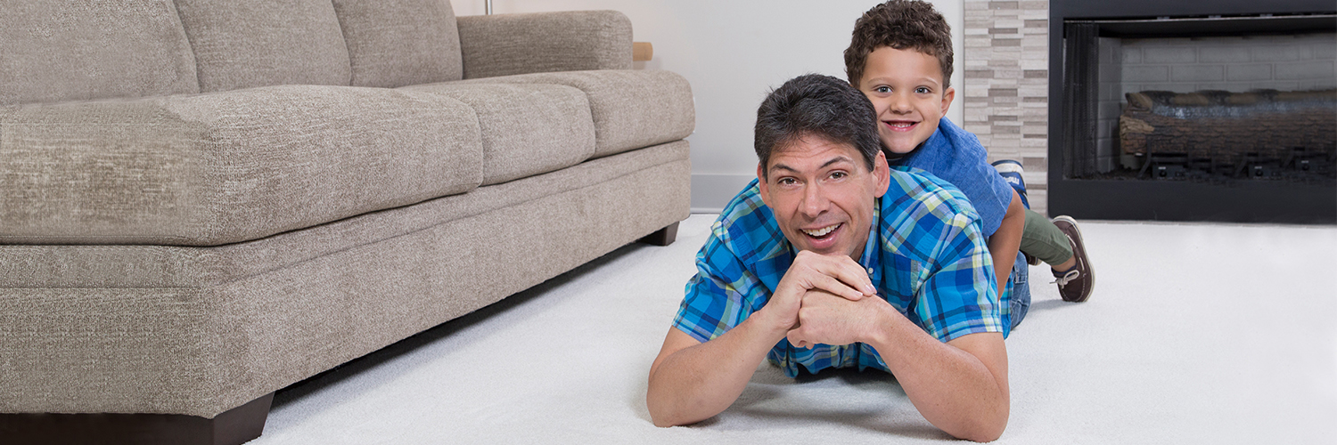 Anderson's Chem-Dry is your healthy home provider for carpet and upholstery cleaning